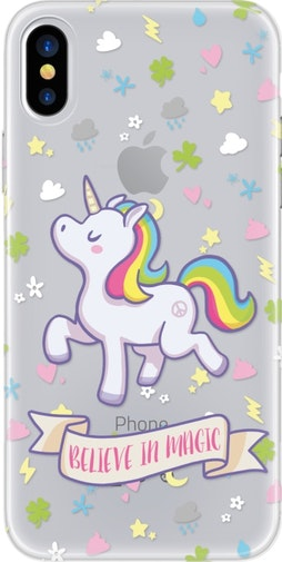ME! Carcasa Unicornio iPhone X