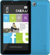 Billow Billow X700 8GB 3G Negro, Azul Broadcom tablet