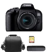 Canon CANON EOS 800D KIT EF-S 18-55mm F4-5.6 IS STM + Ta