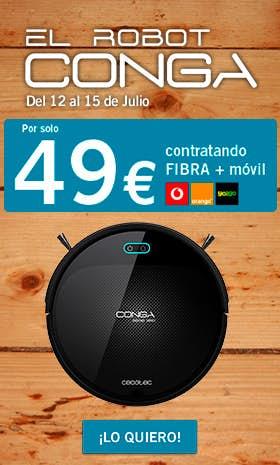 847d78b5ec3 Cecotec Conga Serie 950 - Phone House