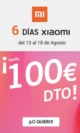 6 días xiaomi - Phone House