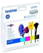 Brother Cartucho LC970VAL BP