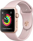Apple Apple Watch Series 3 OLED GPS (satélite) Oro reloj
