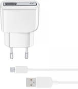 Cellularline USB charger kit 2A - micro USB