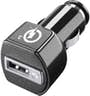 Cellularline USB car charger QC