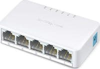Generica Mercusys MS105 Fast Ethernet (10/100) Blanco switc