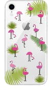 WearMe Carcasa Flamencos iPhone XR