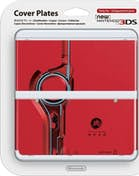 Nintendo Nintendo New 3DS Cover 025 Funda Azul, Rojo