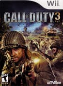 Activision Activision Call of Duty 3, Nintendo Wii vídeo jueg