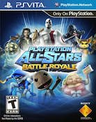 Sony Sony All-Stars: Battle Royale, PS Vita vídeo juego