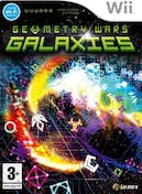 Generica Vivendi Geometry Wars: Galaxies, Wii vídeo juego B