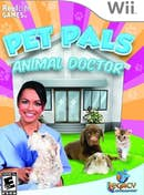 Generica JoWood Pet Pals: Animal Doctor, Wii vídeo juego Ni