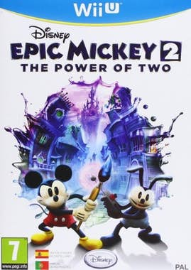 Nintendo Nintendo Epic Mickey 2: The Power of Two, Wii U ví