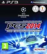 Sony Sony Pro Evolution Soccer 2014, PS3 vídeo juego Pl