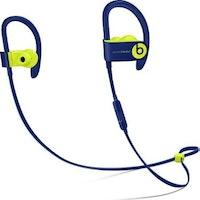 Apple Powerbeats3 auriculares para móvil Binaural gancho de oreja, Dentro de oído Azul, Cal