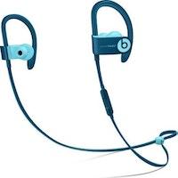 Apple Powerbeats3 auriculares para móvil Binaural gancho de oreja, Dentro de oído Azul