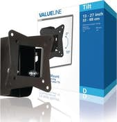 Valueline Soporte de pared inclinable para TV de 13 - 27\1,