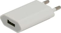 Yatek Adaptador de enchufe Europeo a Puerto USB, ideal p