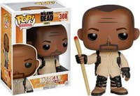 FUNKO FUNKO Pop! TV: The Walking Dead - Morgan Figuras c