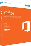 Microsoft Microsoft Office Home & Business 2016 Completo 1 P