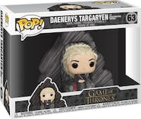 FUNKO FUNKO Pop! Deluxe: Game of Thrones - Daenerys Targ