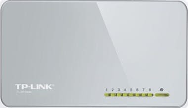 TP-Link TP-LINK 8-Port 10/100Mbps Desktop Switch No admini