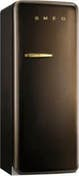 SMEG Smeg FAB28RCG1 nevera combi Independiente Chocolat