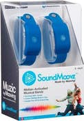 SoudMoovz SoundMoovz Muzic by dancing! Pulsera musical inter