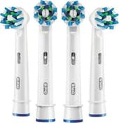 Oral-B Oral-B Cross Action 3+1p 4 pieza(s) Azul, Blanco