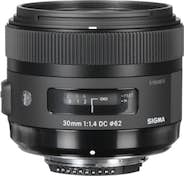Sigma 30mm F1.4 DC HSM Art (Nikon)