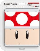 Nintendo Nintendo New 3DS Cover 007 Funda Rojo, Blanco