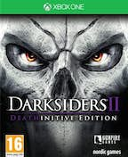 Generica Nordic Games Darksiders II Deathinitive Edition, X