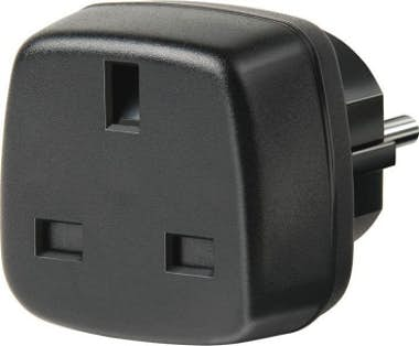 Brennenstuhl Brennenstuhl Travel Adapter GB/earthed adaptador e