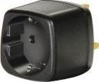 Brennenstuhl Brennenstuhl Travel Adapter earthed/GB adaptador e