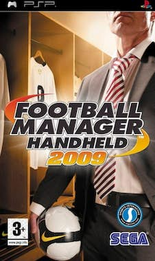 Sega Football Manager 2009 Psp