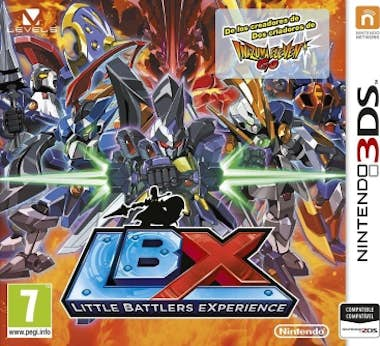 Nintendo Little Battlers Experience 3Ds