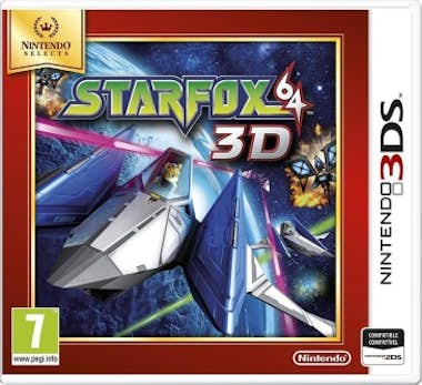 Nintendo Star Fox 64 Selects 3Ds