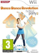 Konami Dance Dance Revolution Hottest Party 2 (Wii)