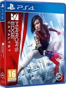 Namco Mirrors Edge Catalyst Ps4