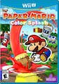 Nintendo Paper Mario Color Splash Wiiu