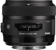 Sigma 30mm F1.4 DC HSM Art (Sony)