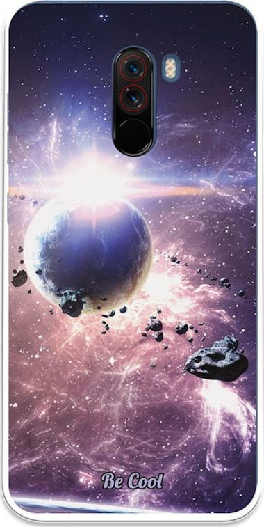 BeCool BeCool Funda Gel Xiaomi Pocophone F1 Asteroides