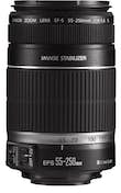Canon EF-S - 55 mm - -250 mm - f/4,0-5,6 IS