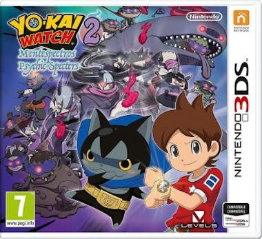 Nintendo Yo-Kai Watch 2: Mentespectros 3Ds