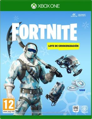 Epic Games Fortnite: Lote de Criogenización (Xbox One)