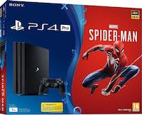 Sony Consola Ps4 Pro 1TB + Marvels Spiderman