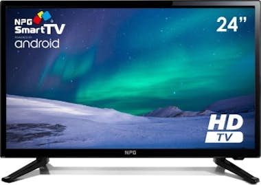 "NPG Televisor Smart TV Android 24"" TVS411L24H"