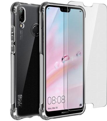 Compra iMak Imak Impact carcasa Huawei P20 Lite silicona +