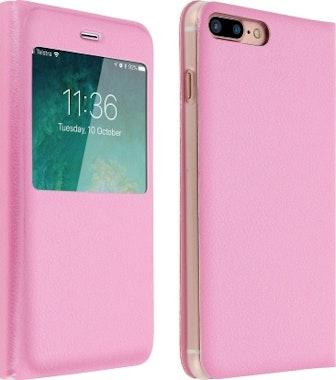 5f6560afcea Comprar Funda libro Apple iPhone 7 Plus/8 Plus con ventana carcasa ...