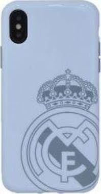 Real Madrid Funda iPhone X C.F. RMCAR017 Blanco